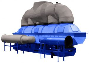 Fluidized Bed Dryers and Coolers Kinergy
