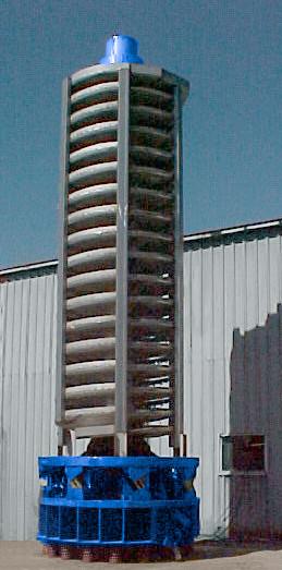 Vibrating Spiral Elevators Kinergy
