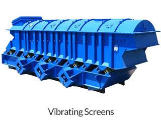 Vibrating Screens
